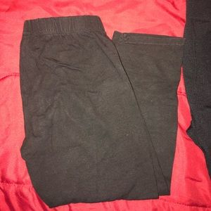 Bundle of FOUR (4) Pairs of Leggings size Small